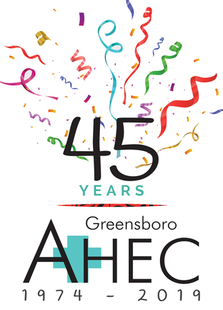 Celebrating 45 Years of Greensboro AHEC