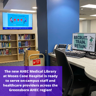 Cone Health Medical Library