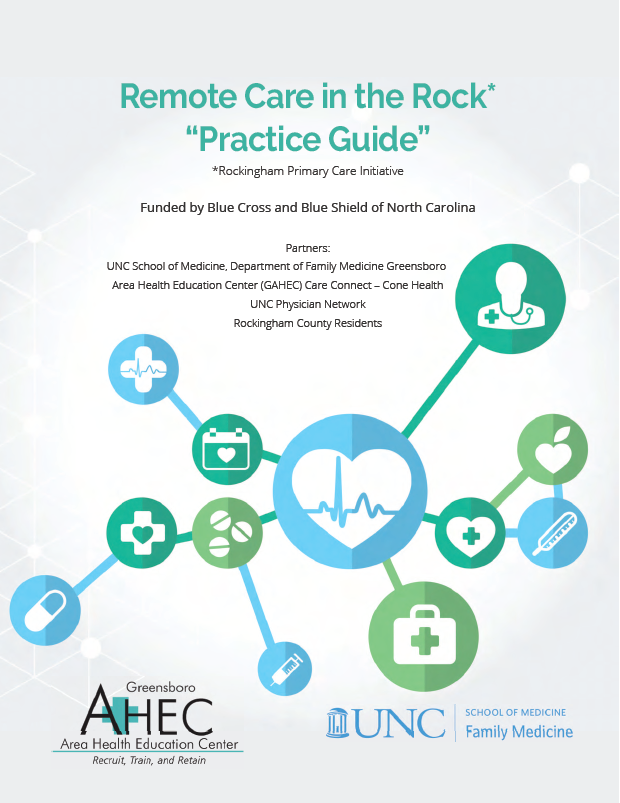 Remote Care in the Rock Practice Guide