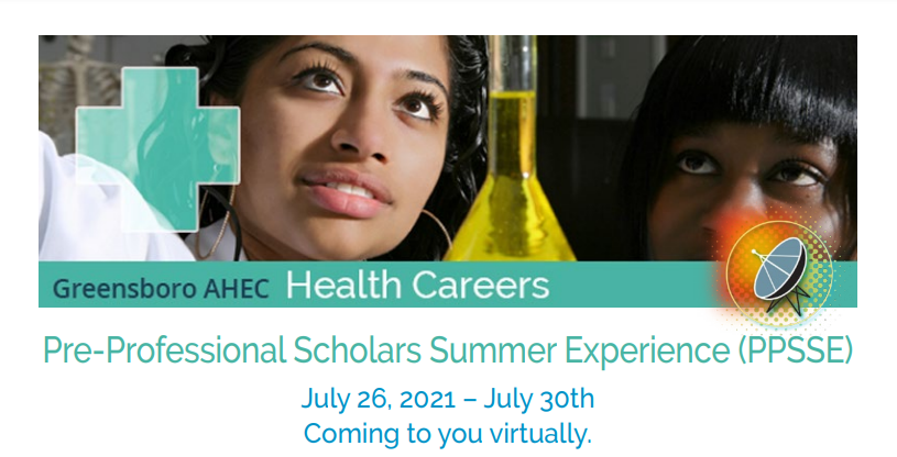 Pre-Professional Scholars Summer Experience (PPSSE)