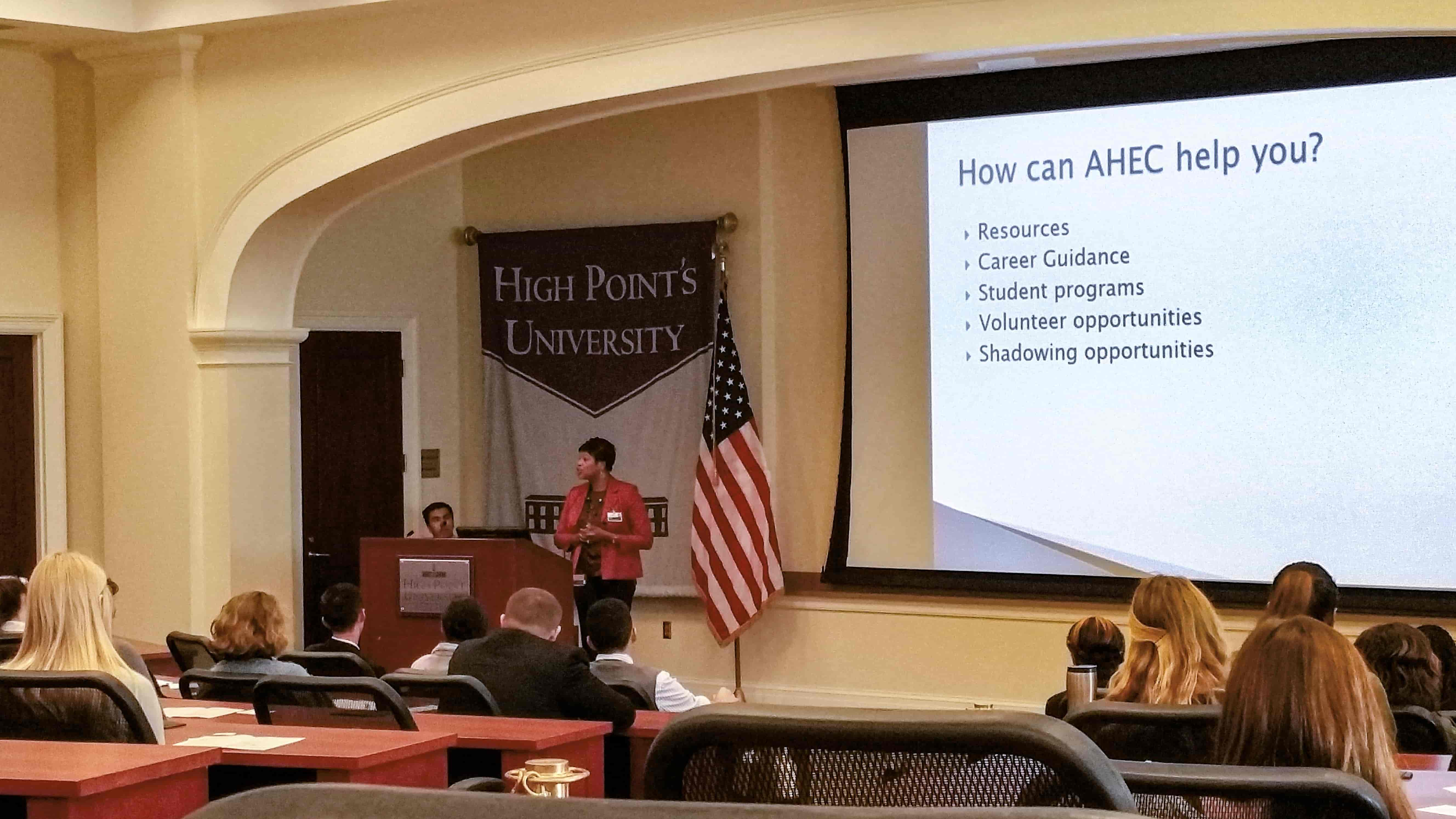 High Point University Conference