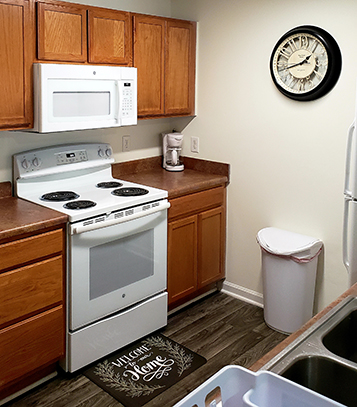 ORPCE Housing Kitchen Example
